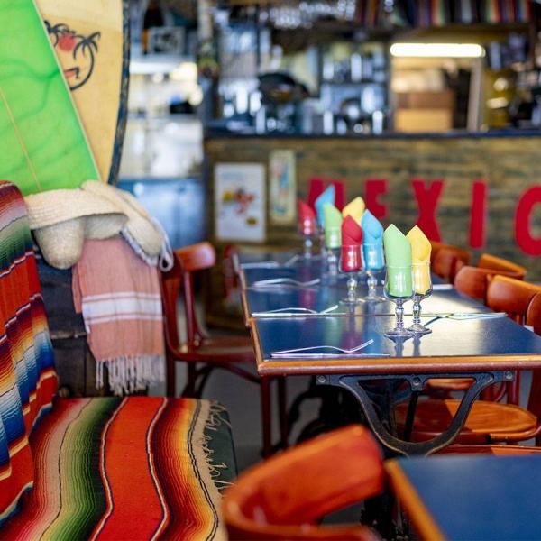 L'indigo Café - Restaurant