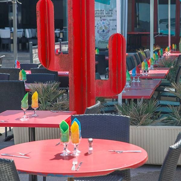 Le Restaurant - Indigo Café - Restaurant Mexicain Marseille